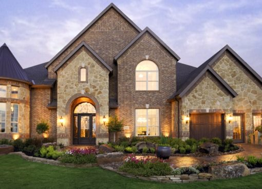 Homes in Texas