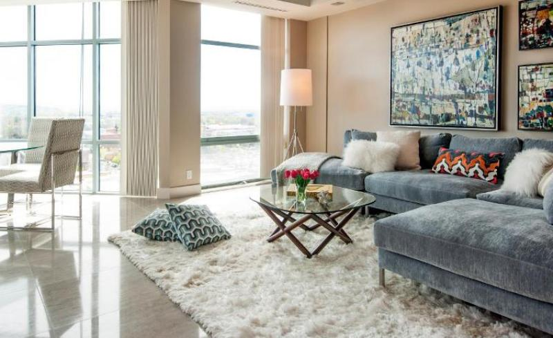 Rug ideas to liven up your living room