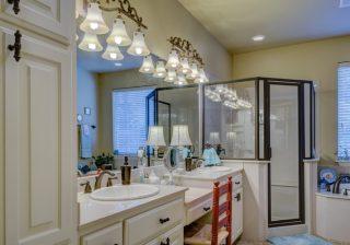 Beautify bathroom