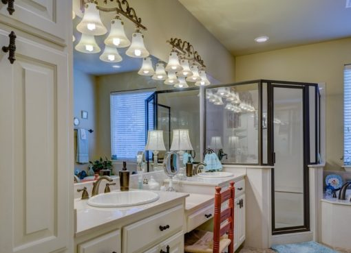 Beautify bathroom
