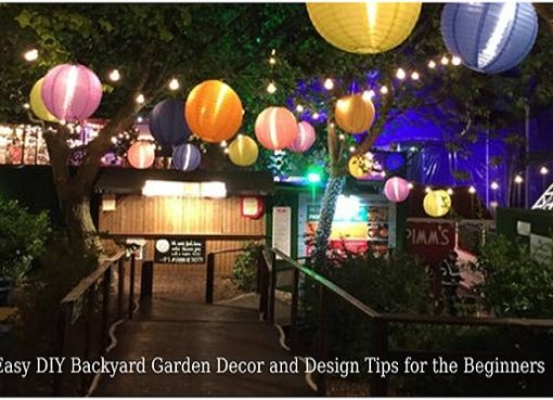 DIY Backyard Garden