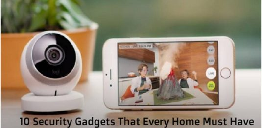 Home Security Gadgets