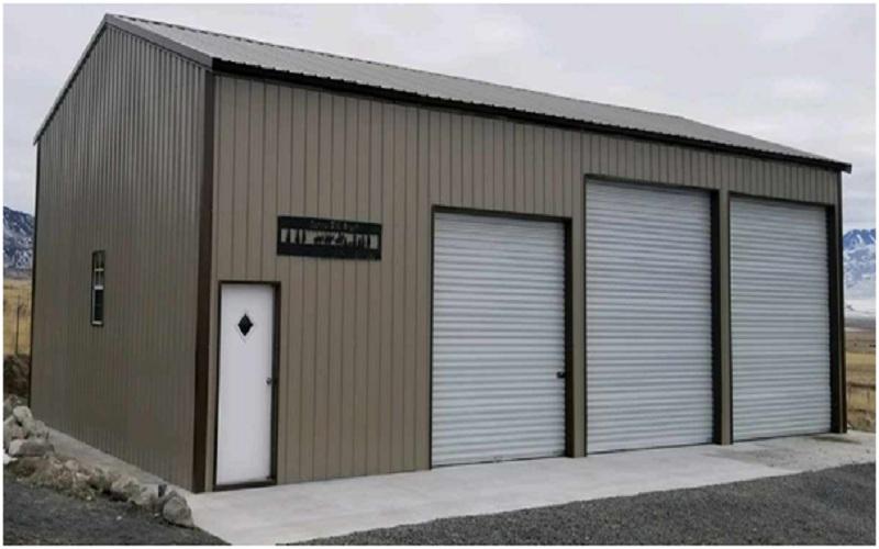 Concrete Foundation for Garages